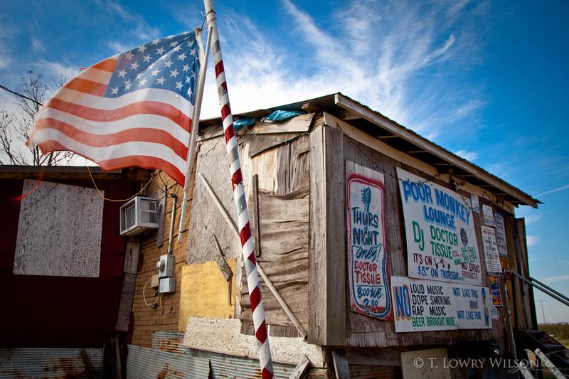 Po' Monkey's Lounge - Merigold, Mississippi