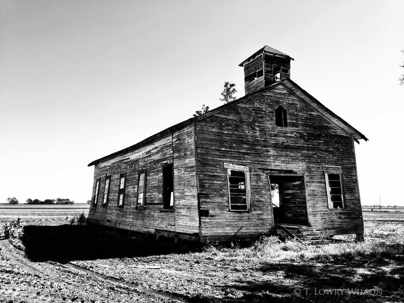 Church at Mont Helena