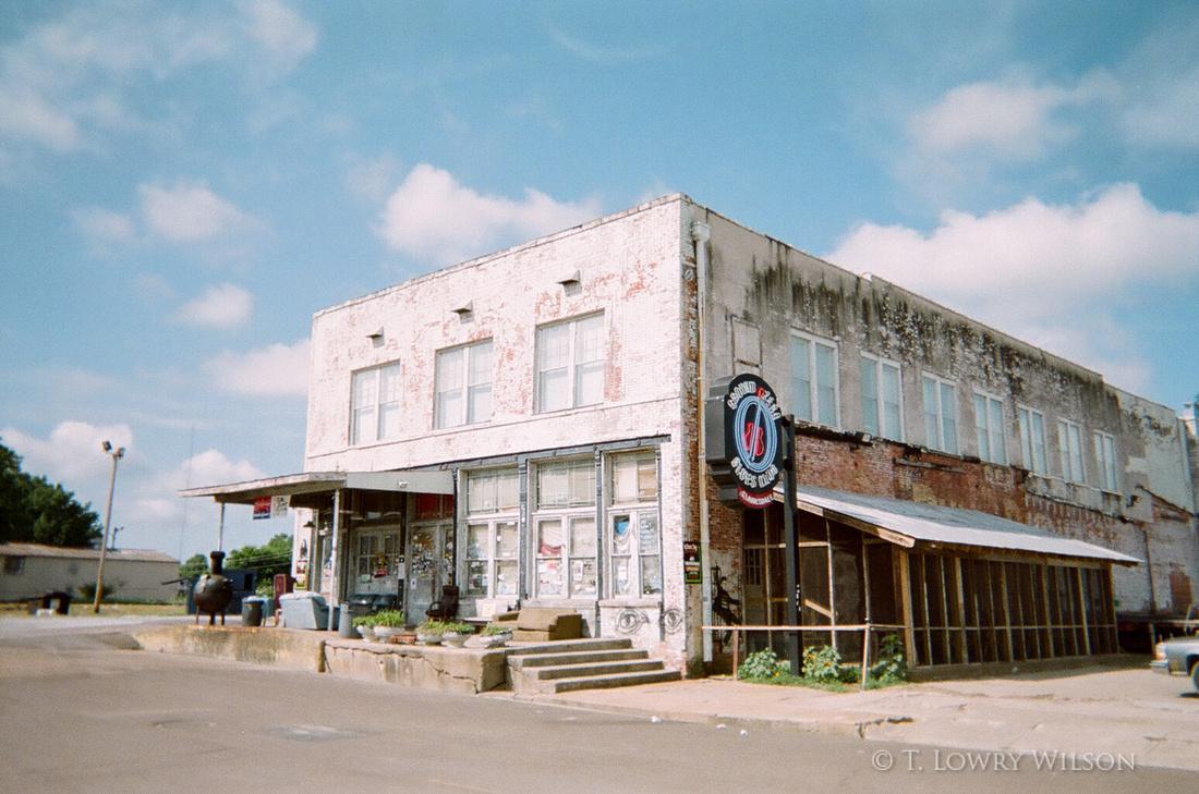 Ground Zero Blues Club Clarksdale Mississippi