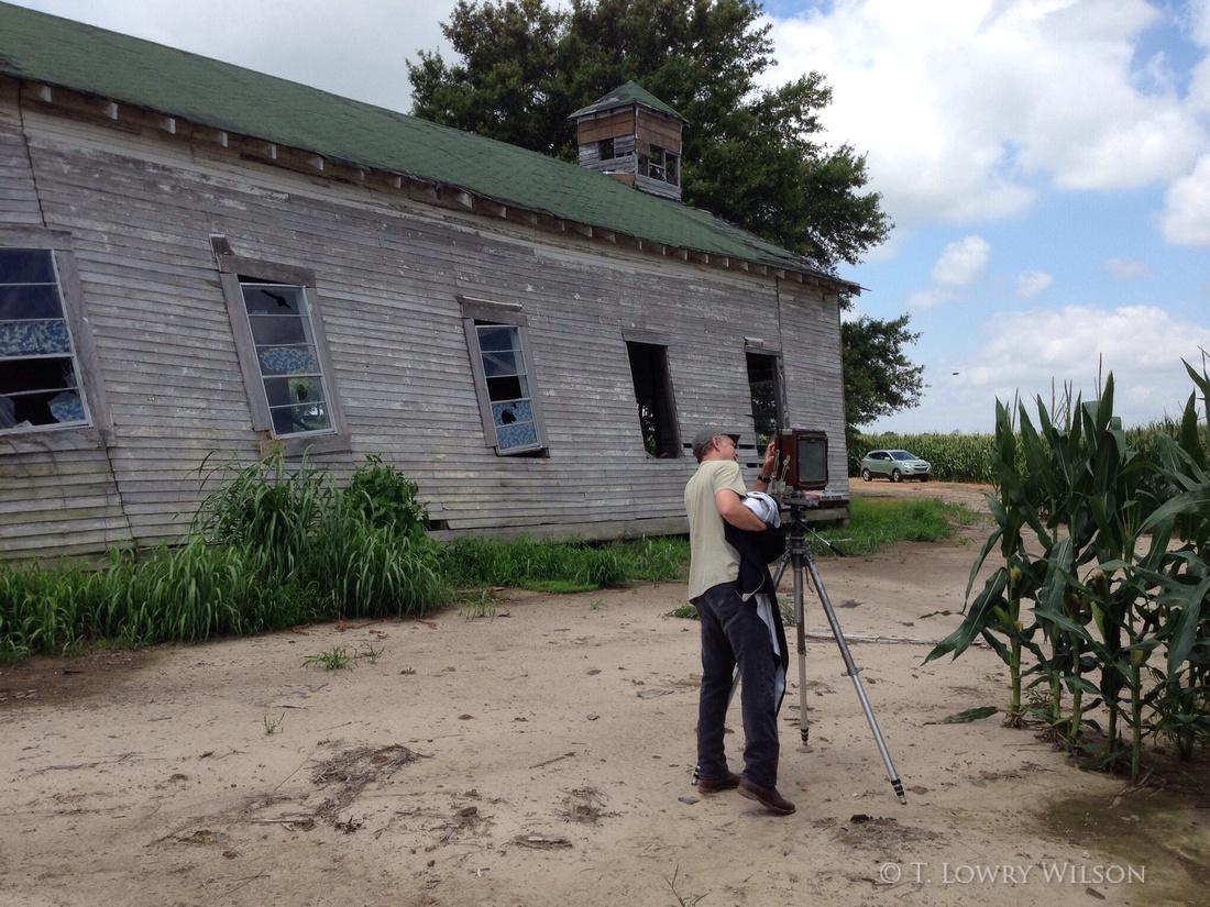 Shooting Pleasant Green with Tom Hardin